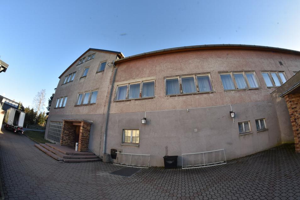 Das Kulturhaus in Pretzschendorf  muss dringend saniert werden.