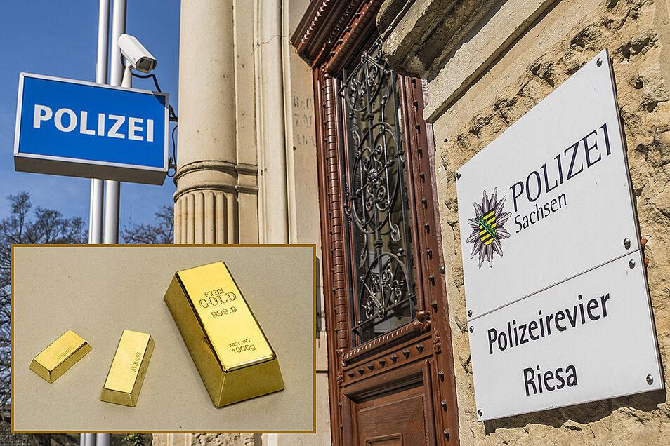 Die Stadt Riesa warnt vor dubiosen Pelzhändlern, die es eigentlich vorrangig auf Gold abgesehen haben. Auch die Polizei war mit dem Fall befasst.