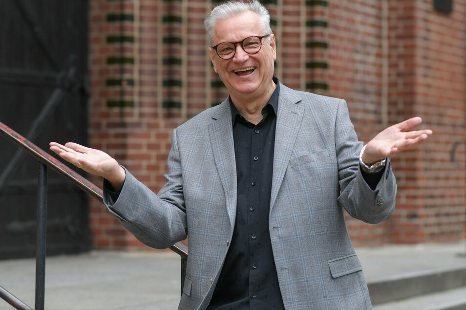 Gerd Christian feiert am 16. Juli seinen 70. Geburtstag