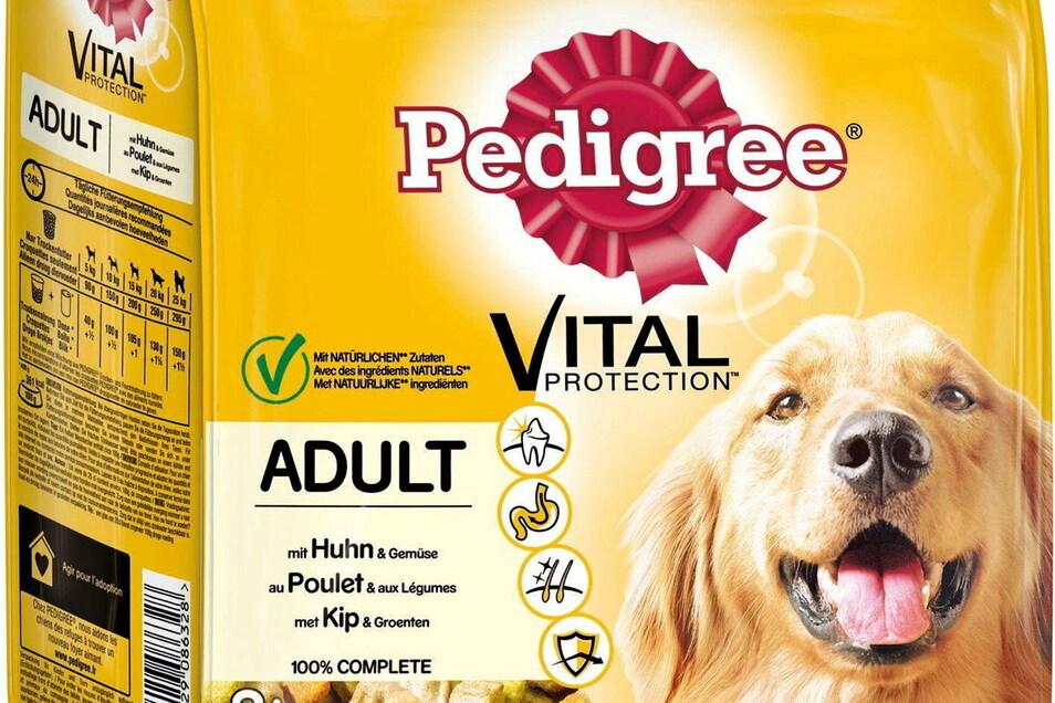 Mars Petcare ruft verschiedene Hundefutter zurück.
