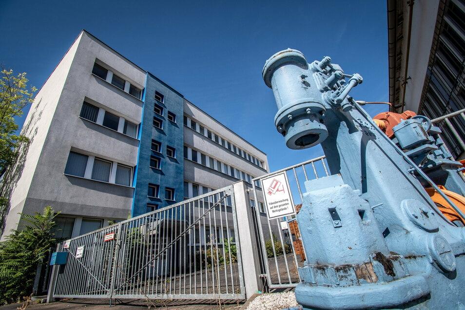 Fast 160 Jahre lang wurde an der Goldbornstraße geschmiedet. Mit der Werksschließung ist auch einer der letzten, ehemals großen Industriebetriebe aus der Stadt verschwunden.