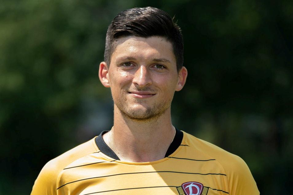 Jannis Nikolaou spielt jetzt in der 2. Bundesliga bei Eintracht Braunschweig.