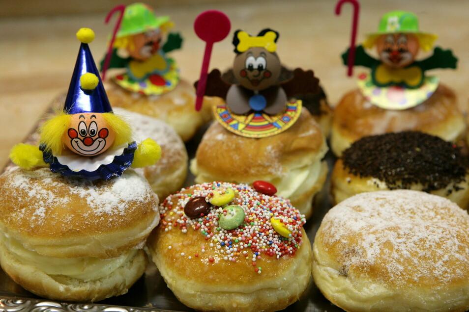 Pfannkuchen gehören zum Kinderfasching dazu. Doch nicht überall wurde am Dienstag gefeiert.