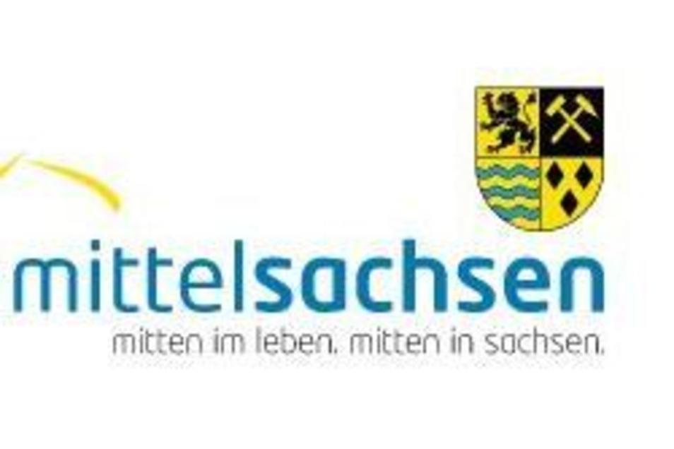 Logo des Landkreises Mittelsachsen