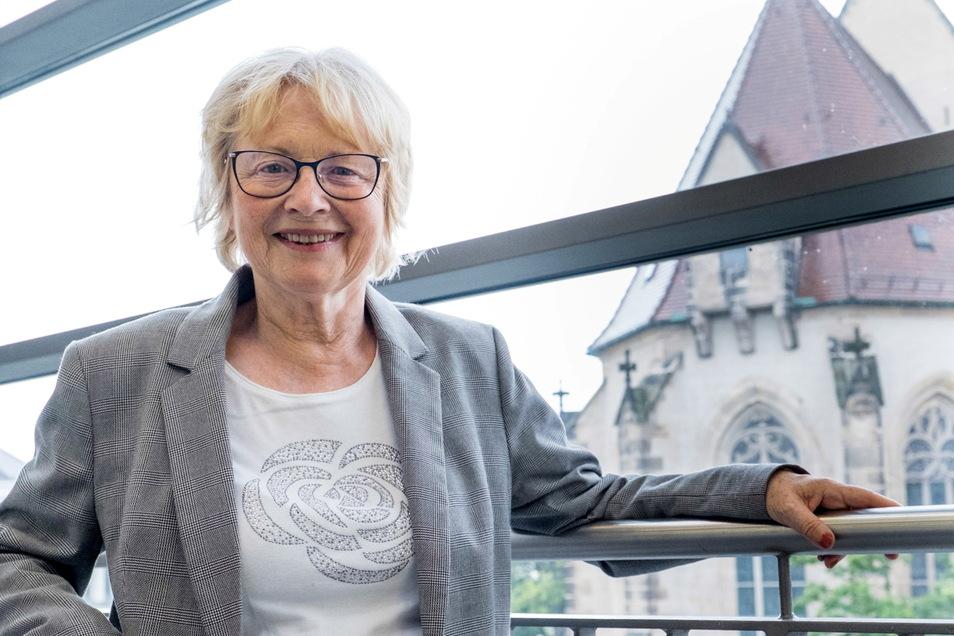 Anneliese Karst ist die neue Vorsitzende des Vereins Aktionskreis für Görlitz.