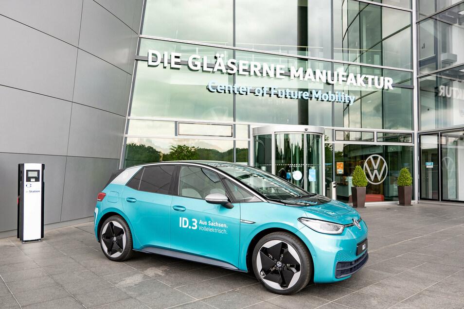Außen Golf, innen Passat: der neue VW ID.3.