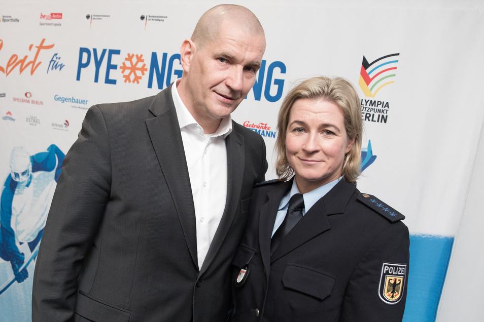 Matthias Große ist der Lebensgefährte von Claudia Pechstein und will Chef der Deutschen Eisschnelllauf-Gemeinschaft werden.