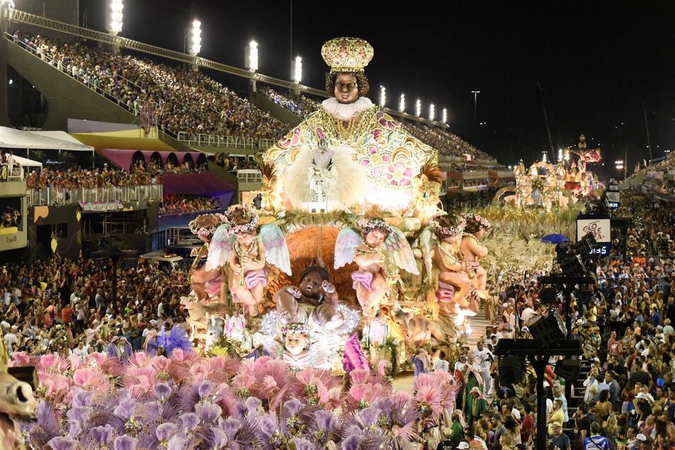 Die brasilianische Metropole Rio de Janeiro verschiebt wegen der Corona-Pandemie den weltberühmten Karneval.