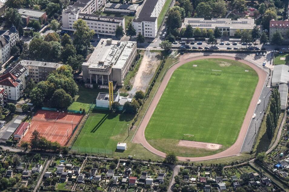Im Mittelpunkt einer Umfrage stehen das aktuelle Sportverhalten der Dresdner sowie ihre Wünsche für die Zukunft