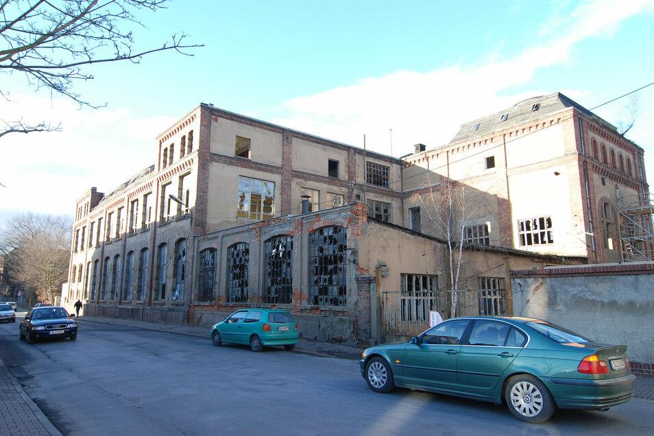 Das ehemalige DBM Gelände in Döbeln. Bis Anfang der 1990er Jahre wurde im Werk produziert.
