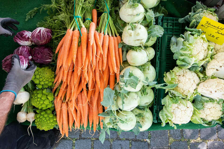 Die Verbraucherpreise für frische Nahrungsmittel liegen in diesem April fast zehn Prozent über dem Vorjahresniveau. Das liege nicht nur an der Corona-Krise.