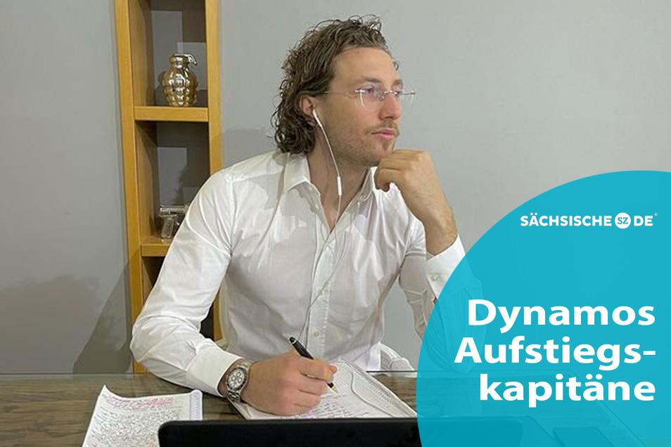 Gerne denkt Michael Hefele an Dresden und den Aufstieg mit Dynamo zurück. Dass es schon fünf Jahre her sein soll... Für ihn verging die Zeit wie im Flug.