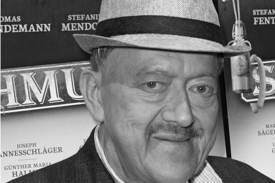 """Joseph Hannesschläger, der """"Rosenheim-Cop"""", wurde 57 Jahre."""