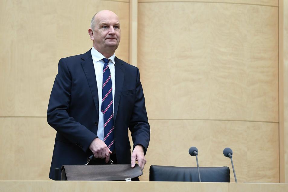 Dietmar Woidke ist in der derzeitigen Bundesrats-Periode dessen Präsident. Eine unterschätzte Rolle im Deutschen Staatsapparat.
