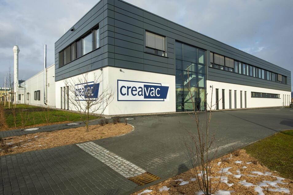 Die Firma Creavac ist von Dresden an die Stadtgrenze gezogen und hier sehr erfolgreich.