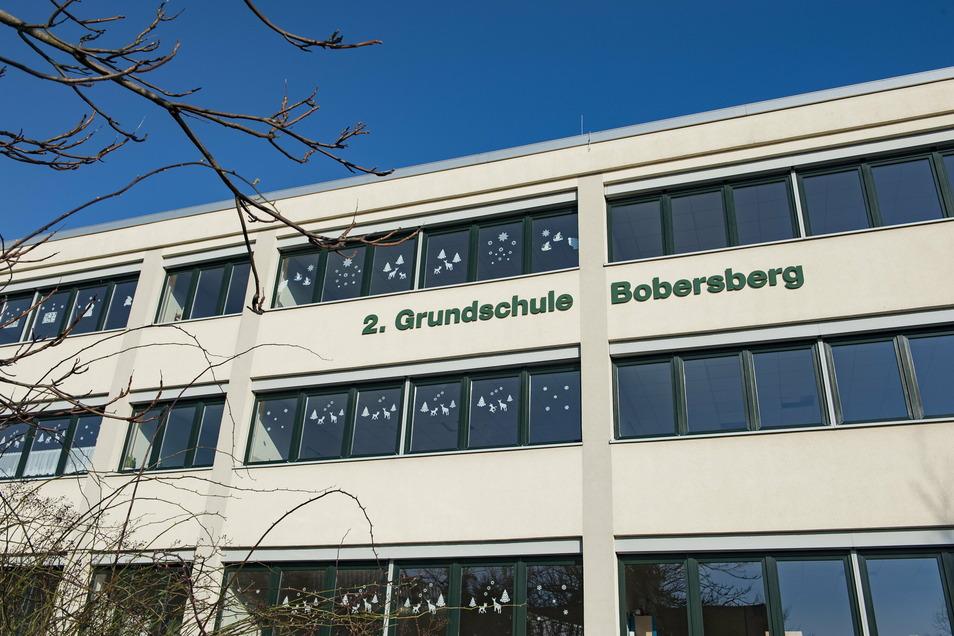 Die 2. Grundschule Bobersberg profitierte in Großenhain besonders von dem Förderprogramm.