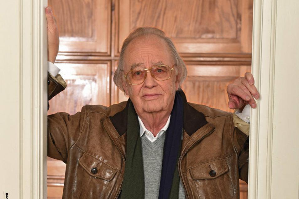 René Kollo singt jetzt Pop-Musik-Hits statt Wagner.