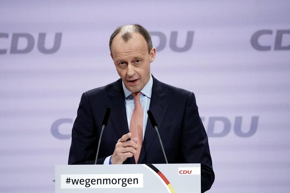 Friedrich Merz will in den Bundestag - seine Kandidatur schlägt im Sauerland hohe Wellen.