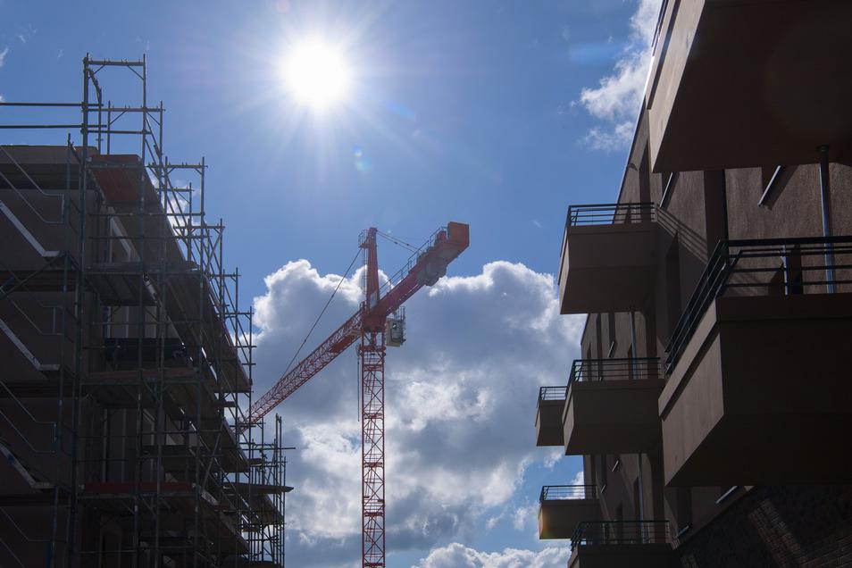 Häuser und Eigentumswohnungen werden trotz Coronakrise immer teurer.