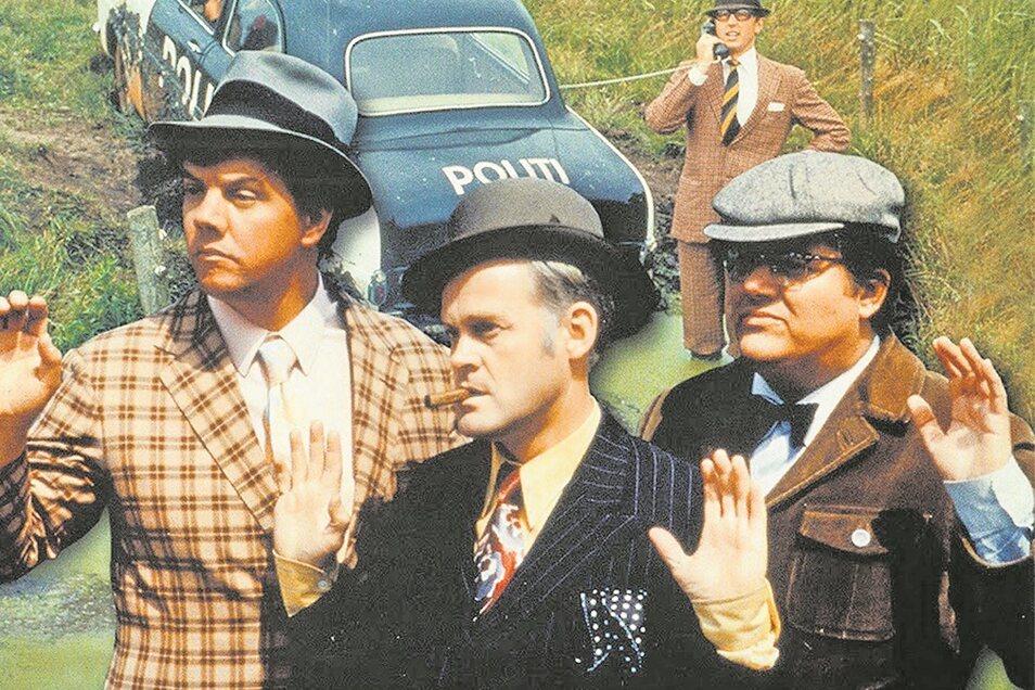 Benny, Egon und Kjeld eroberten vom ersten Film an auch in Görlitz ein begeistertes Publikum.