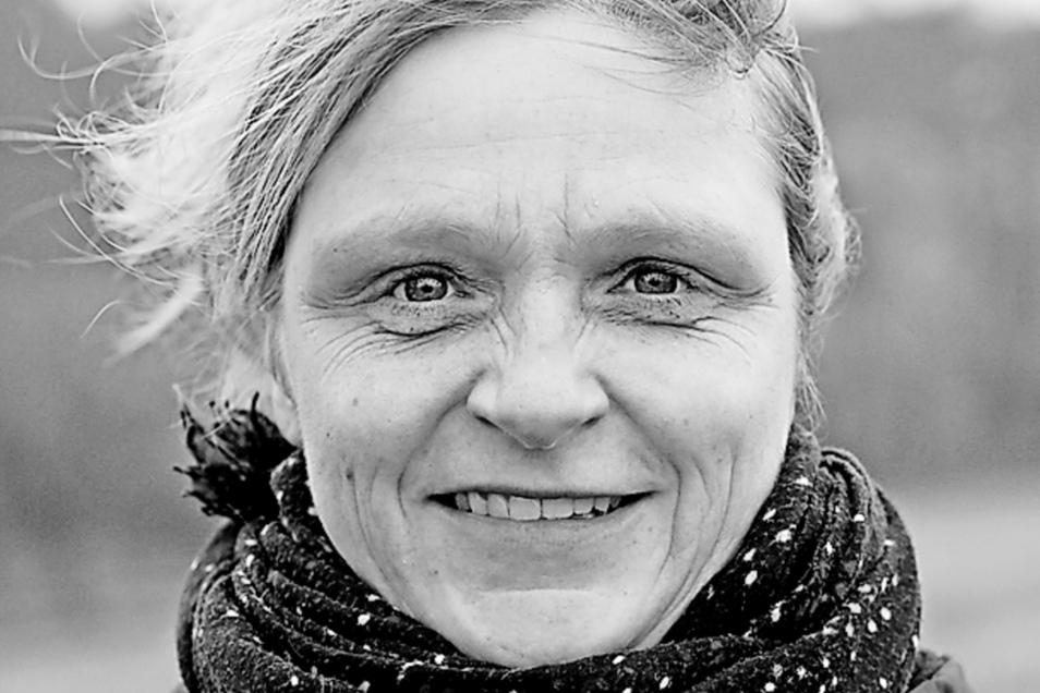 Brit Reimann-Bernhardt ist die Vorsitzende des wieder neu gegründeten Kreisverbandes der Freien Wähler.