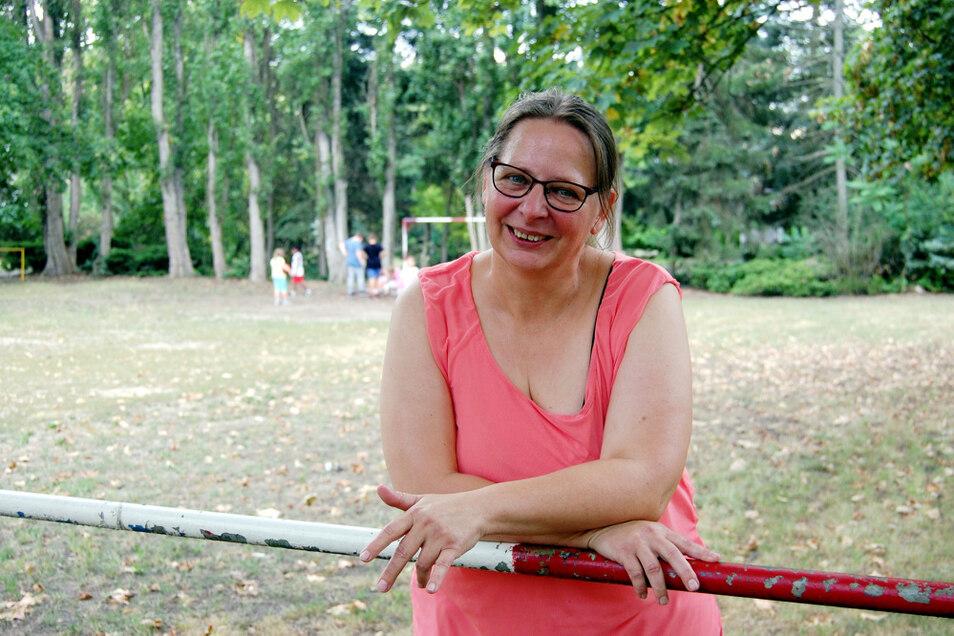 An der Seite von Irena Kerber ist eine Stelle frei.