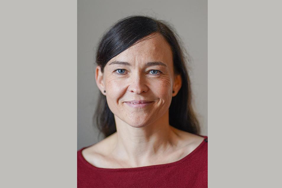 Nicole Hackel ist die stellvertretende Leiterin der Telefonseelsorge Oberlausitz.