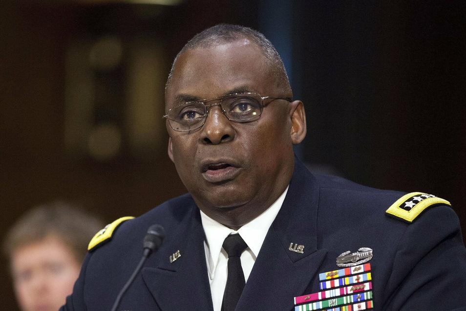 General Lloyd Austin soll US-Verteidigungsminister werden.
