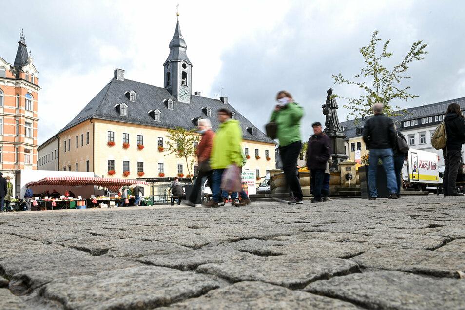 Als erste Region in Sachsen wurde das Erzgebirge im Herbst 2020 zum Corona-Risikogebiet erklärt.