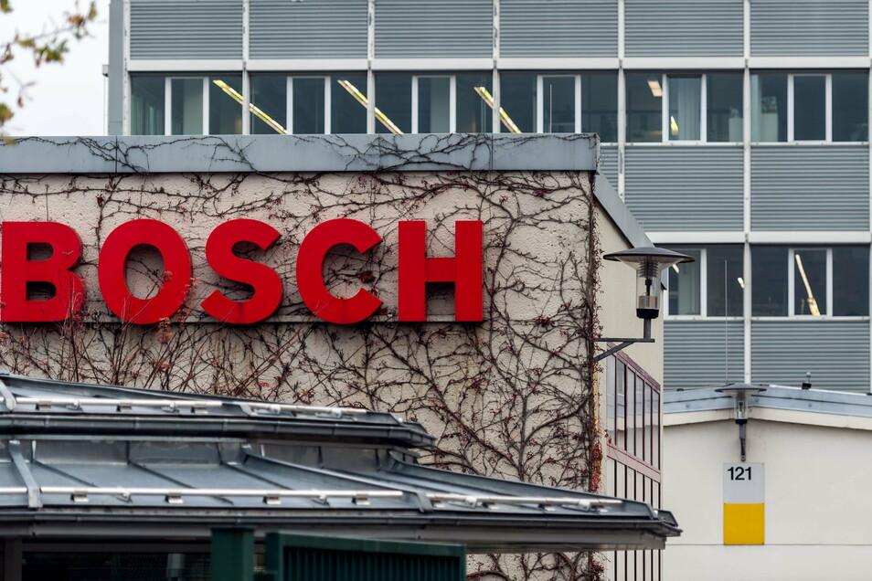 Bosch in Sebnitz: Der Elektrowerkzeughersteller möchte vor Ort eigenen Strom erzeugen.