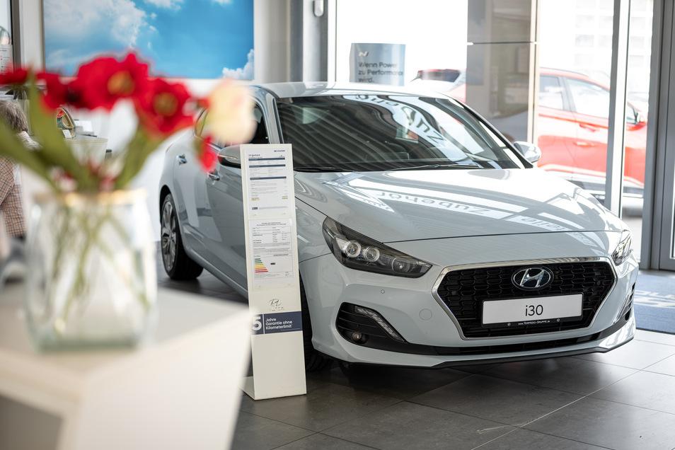 i30: der erfolgreichste und meistverkaufte Hyundai in Deutschland