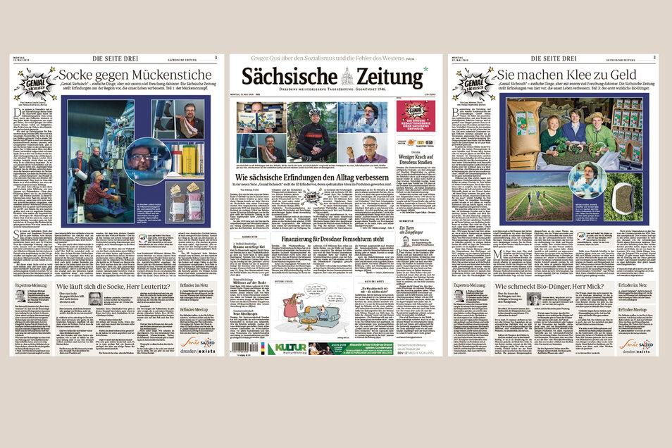 """""""Genial Sächsisch"""" - die Serie."""