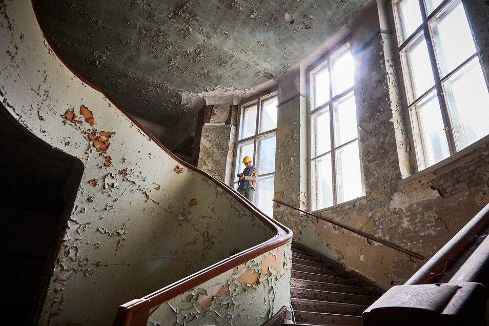 Treppen gibt es unzählige, das aber ist die größte und schönste.