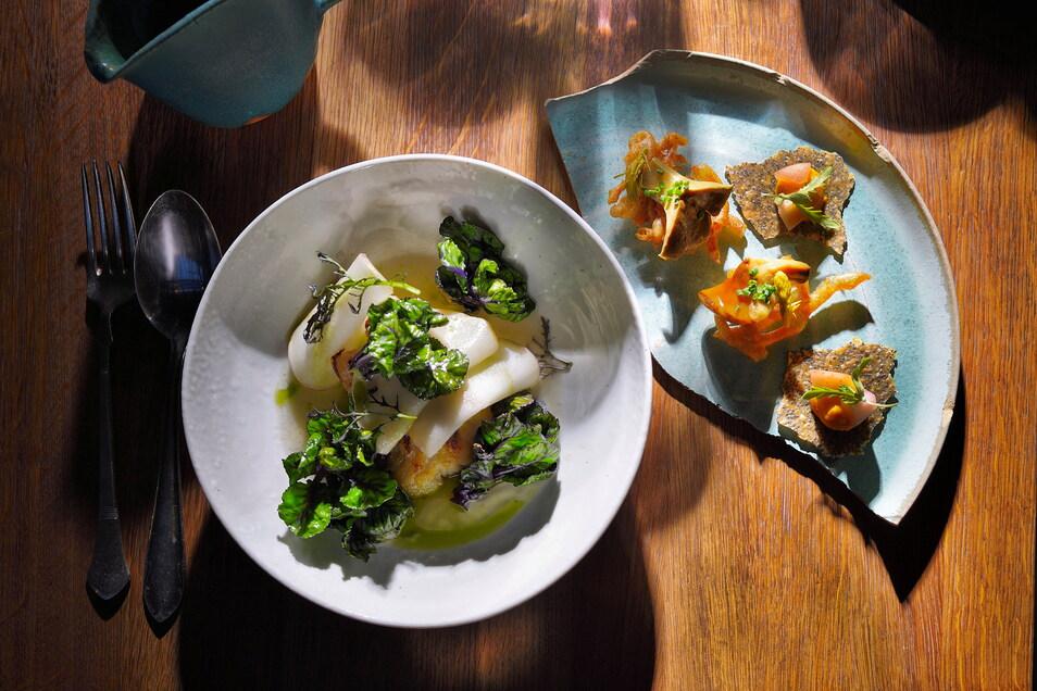 Das Restaurant Eska im Prager Stadtteil Karlin erfindet traditionelle tschechische Küche neu.