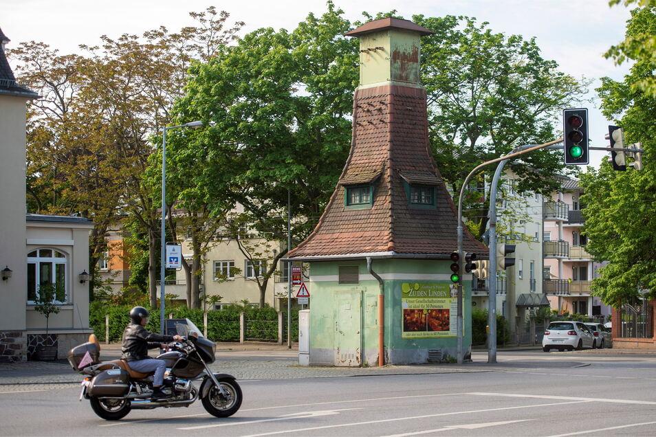 Das Trafohaus an der Meißner Straße in Ost kennen viele. Es soll wieder genutzt werden.