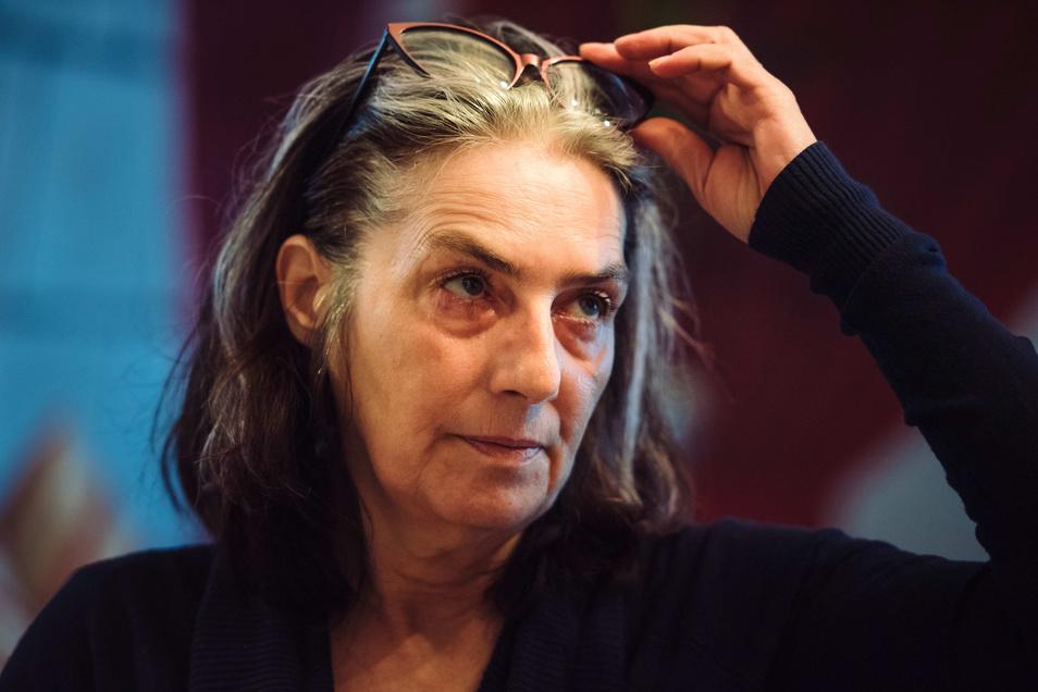 Martina Blankenfeld war zu DDR-Zeiten in der  ehemaligen venerologischen Station des städtischen Klinikums Berlin-Buch eingesperrt.