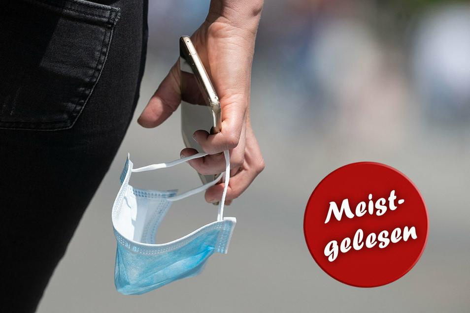 Ab 1. September sollen Maskenverweigerer in Sachsen 60 Euro Bußgeld zahlen - so viel wie eine Schwarzfahrt mit dem Bus.