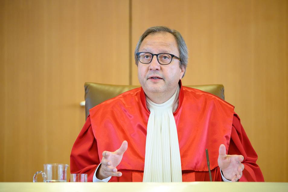 Der Nachfolger von Andreas Voßkuhle (Foto) ist bereits gefunden.