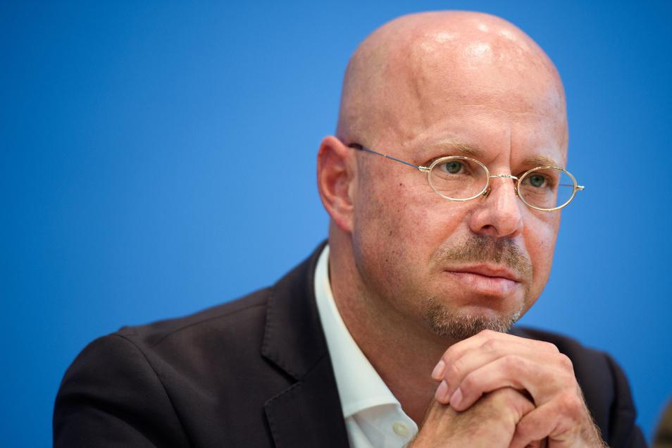 Andreas Kalbitz ist ab sofort nicht mehr Mitglied der AfD.