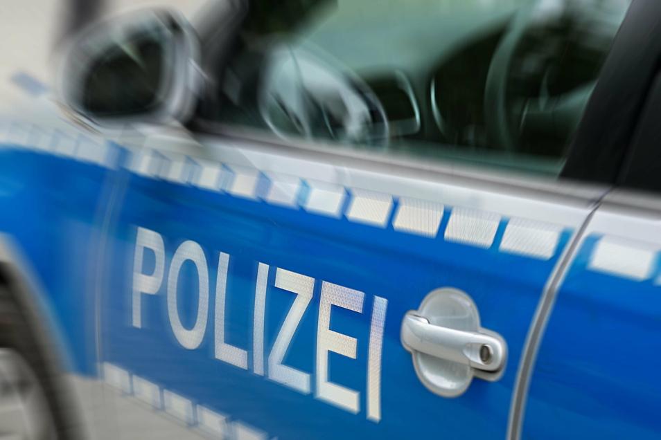 Zur rechten Zeit am rechten Ort - Polizisten aus Riesa konnten zwei Diebe auf der Flucht stellen.