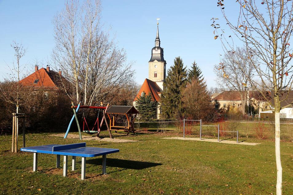 Für den Riesaer Ortsteil Jahnishausen sowie Oelsitz und Nickritz gibt es eine ungewöhnliche Idee.