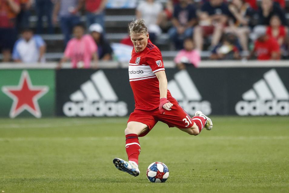 Bastian Schweinsteiger hat 2014 im WM-Finale das Spiel seines Lebens gemacht. Das war perfektes Timing. Er bestrtt sein letztes Länderspiel im August 2016 und lässt seine Karriere in den USA bei Chicago Fire ausklingen.