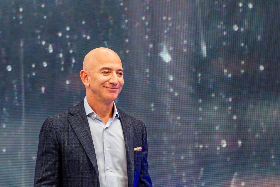 Jeff Bezos, Chef von Amazon, soll nach Meinung von Entwicklungsminister Gerd Müller mehr Solidarität mit den Armen zeigen.