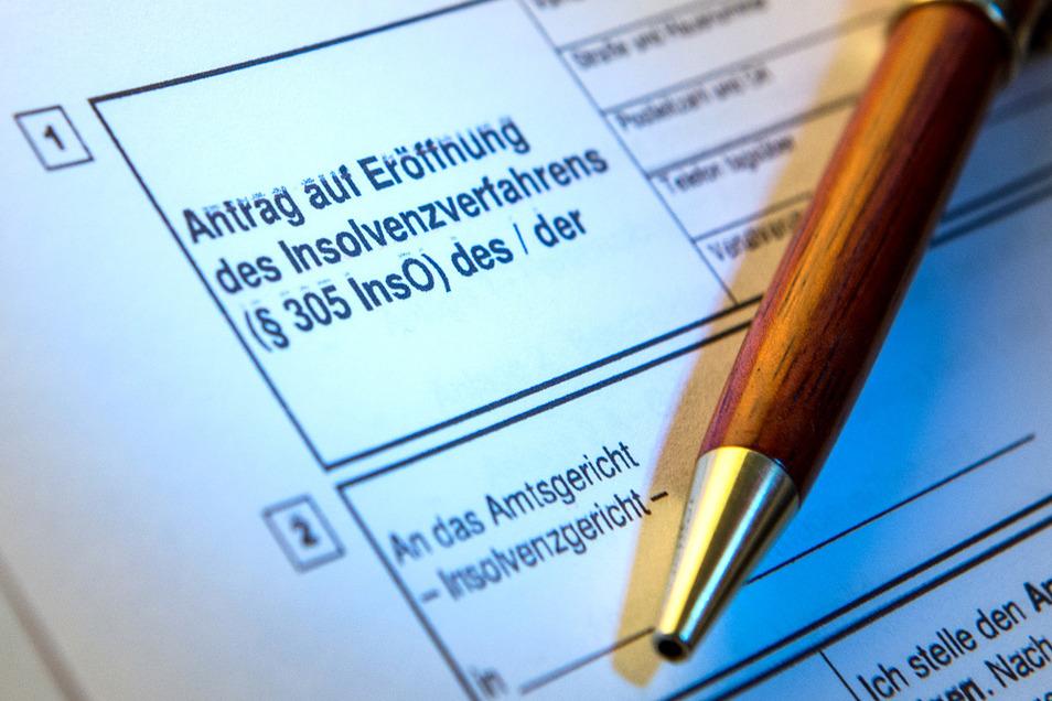 Im ersten Halbjahr gab es in Sachsen 33 Insolvenzen auf 10.000 Firmen, so wenig wie in keinem anderen Bundesland.