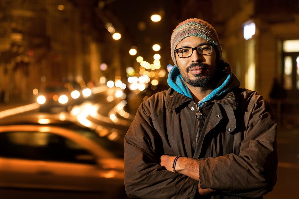 Leandro Bomhard studiert in Dresden und ist dort von einem Polizisten rassistisch beleidigt worden. Er hat die Sache nicht auf sich beruhen lassen. Und redet jetzt öffentlich über den Vorfall.