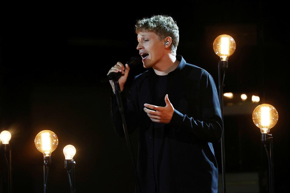 Der Sänger Tim Bendzko ist 36 und seit Ende 2020 Vater eines Sohnes.