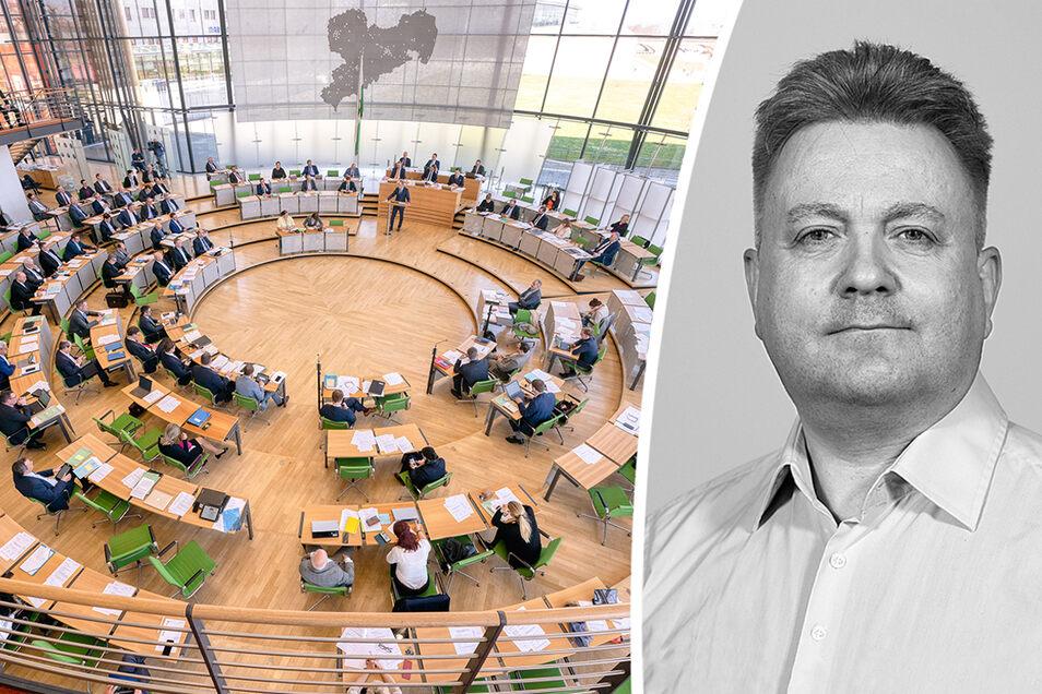 Wird der Landtag volksnäher, wenn eine Software den sächsischen Dialekt übersetzt?