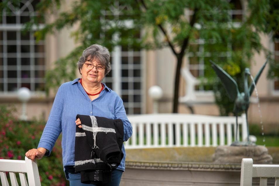 Christa Jänke aus Großenhain war von 2001 bis 2005 Vorstandsvorsitzende der Diakonie Großenhain. Sie hat wichtige Jahre der kirchlichen Einrichtung mitbestimmt.