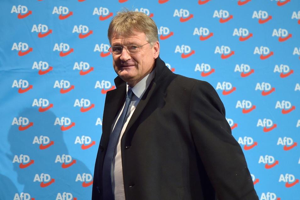 Jörg Meuthen will bei der Neuwahl des AfD-Vorstandes im Dezember nicht mehr als Vorsitzender kandidieren.