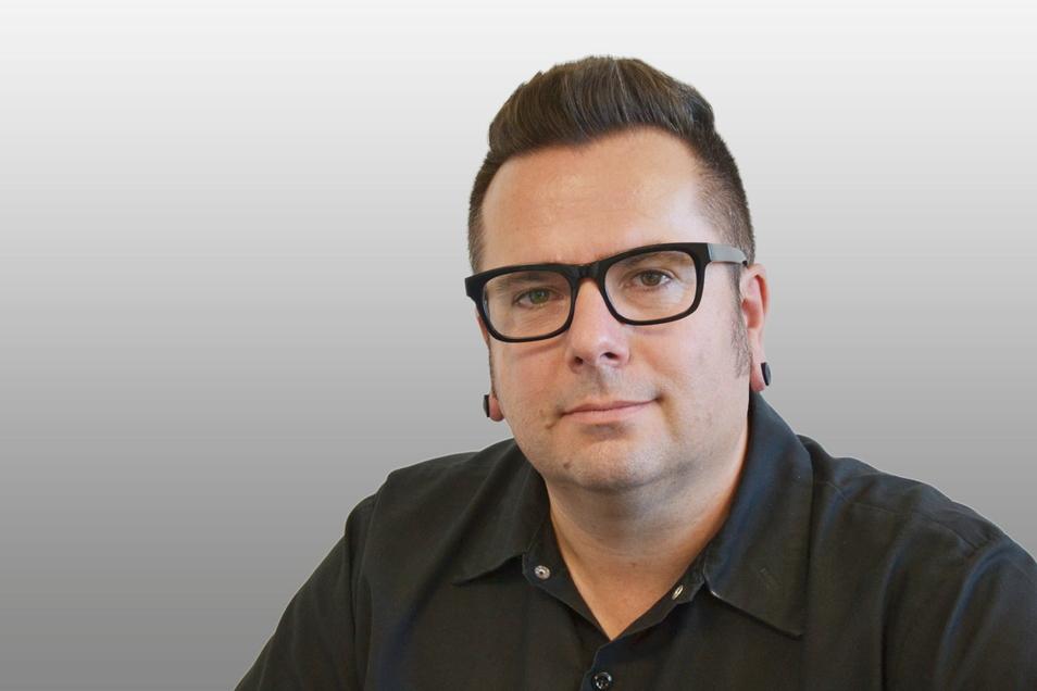 Michael Graetz (46) ist seit Januar der neue Betriebsleiter von DMI in Leisnig.